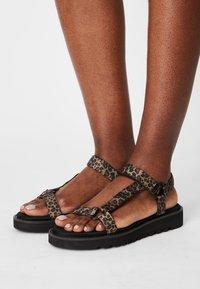 Even&Odd - Walking sandals - beige - 0