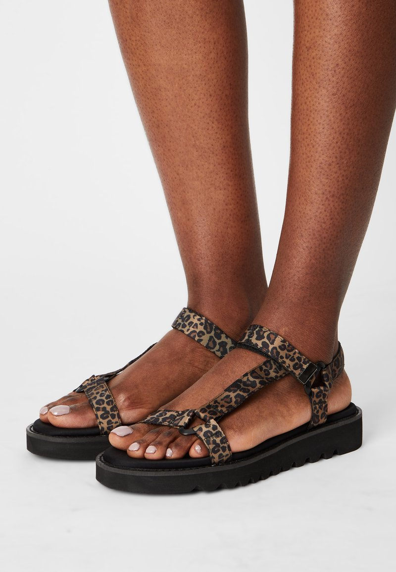 Even&Odd - Walking sandals - beige