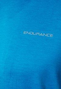 Endurance - MELL TEE - Top sdlouhým rukávem - directoire blue - 2