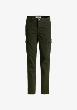 Cargo trousers - olive night