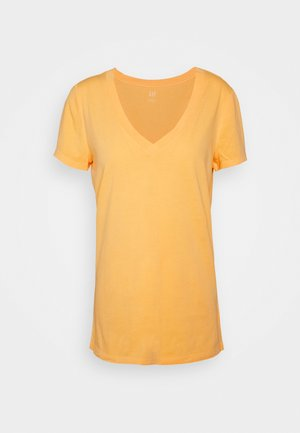 VINT - Print T-shirt - starlight gold