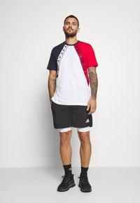 adidas Performance - SHORT - Short de sport - black/white - 1