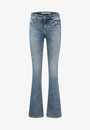 GIRLS LIZZY - Bootcut jeans - blauw