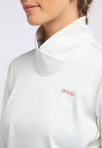 PYUA - TEMPER - Long sleeved top - foggy white - 3