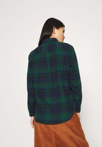 GAP - EVERYDAY - Skjorte - blackwatch plaid - 2