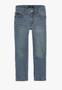 Polo Ralph Lauren - ELDRIDGE BOTTOMS - Jeans Skinny Fit - hartley wash - 0