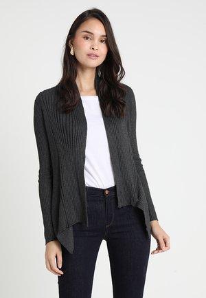 CARDI - Vest - dark grey