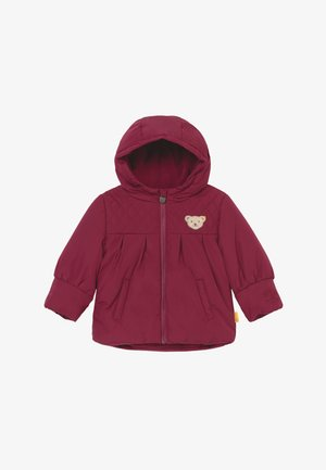 GIRLS COAT BABY - Cappotto invernale - red