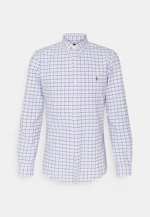 OXFORD - Camicia - blue/white