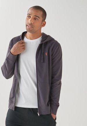 Vetoketjullinen college - grey