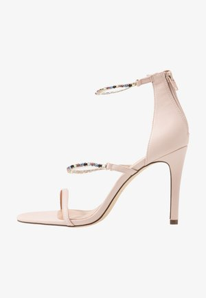 SILVERTIP - Korolliset sandaalit - light pink