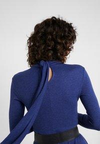 MAX&Co. - DRENARE - Sukienka dzianinowa - blue - 6