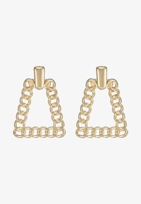ERASE - CHAIN PYRAMID - Pendientes - gold-coloured - 3