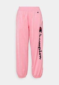 Champion Rochester - CUFF PANTS - Pantalones deportivos - pink - 0