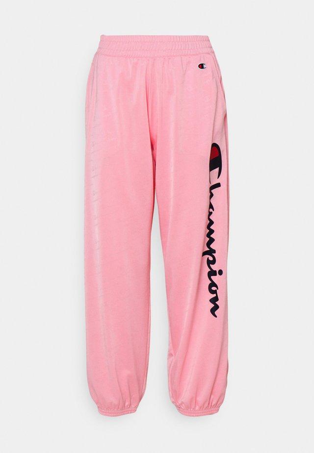 CUFF PANTS - Trainingsbroek - pink