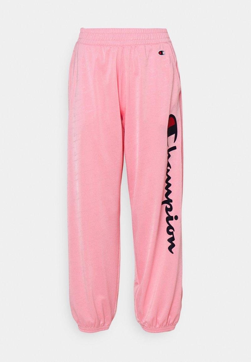 Champion Rochester - CUFF PANTS - Pantalones deportivos - pink