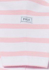 Polo Ralph Lauren - Jersey dress - white/carmel pink - 4