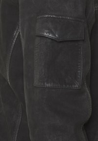 Tigha - VELTE - Leather jacket - black - 3