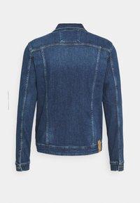 Only & Sons - ONSCOIN LIFE TRUCKER  - Denim jacket - blue denim - 1