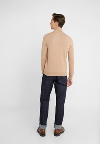 FTC Cashmere - ROLLNECK - Pullover - almond - 2