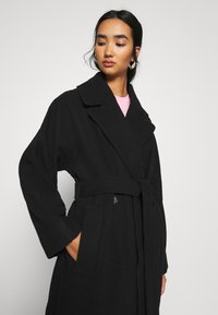 Weekday - KIA BLEND COAT - Mantel - black - 3