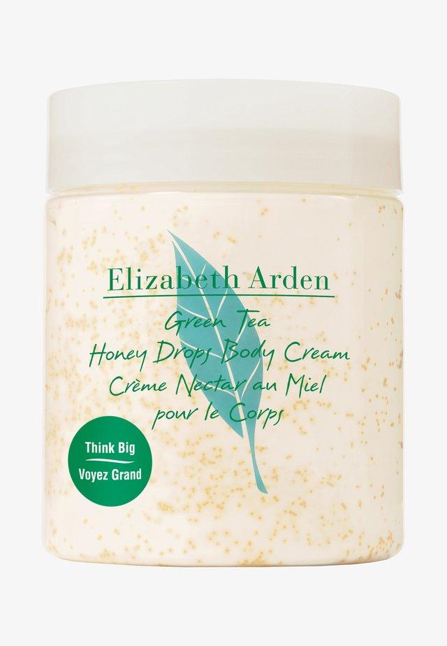 GREEN TEA HONEY DROPS BODY CREAM - Moisturiser - -