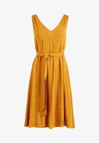 khujo - SPRING - Day dress - gelb - 7