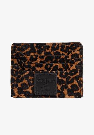 Wallet - leopard print