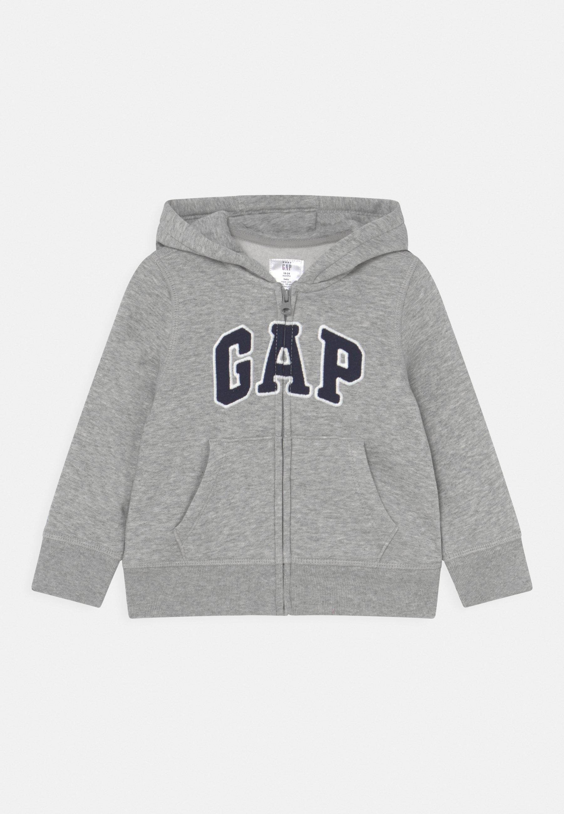 Kids LOGO UNISEX - Zip-up sweatshirt