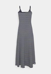 Molly Bracken - YOUNG DRESS - Maxi dress - white/navy - 1