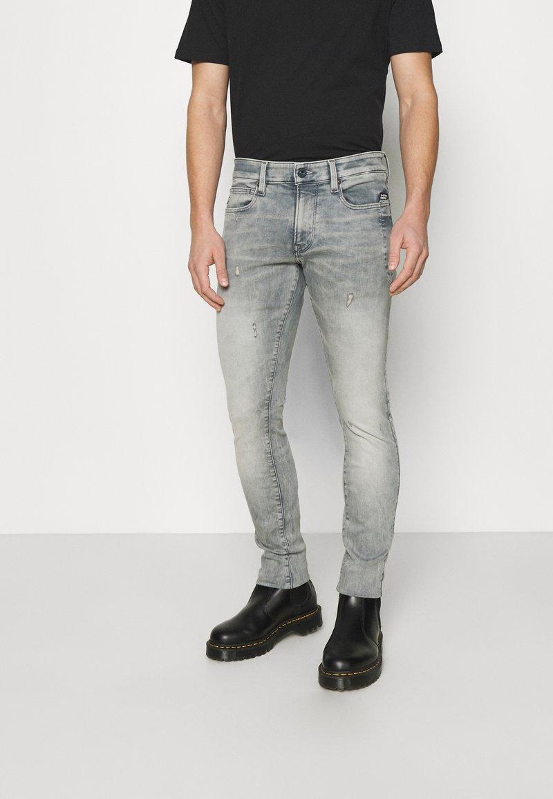 G-Star - LANCET SKINNY - Jeans Skinny Fit - grey denim