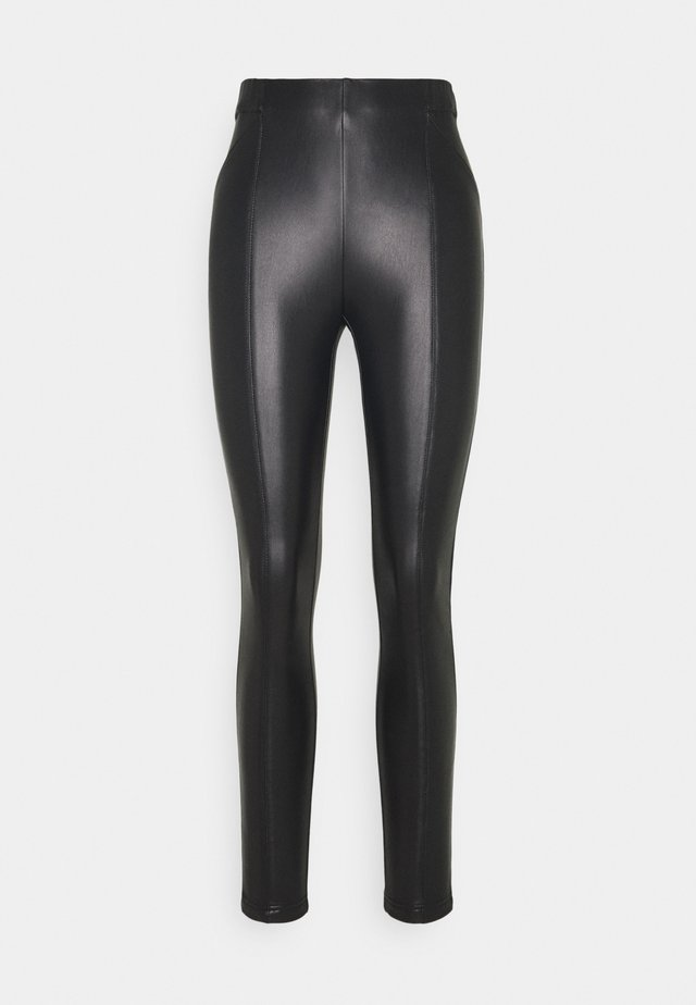 ELVY - Leggings - Trousers - black