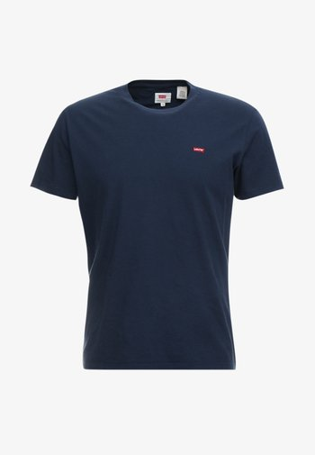 ORIGINAL TEE - T-shirt - bas - dress blues