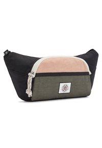 Kipling - YURA  - Bum bag - valley pink bl - 3