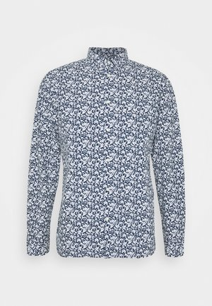 LARCH FLOWER PRINT - Shirt - total eclipse