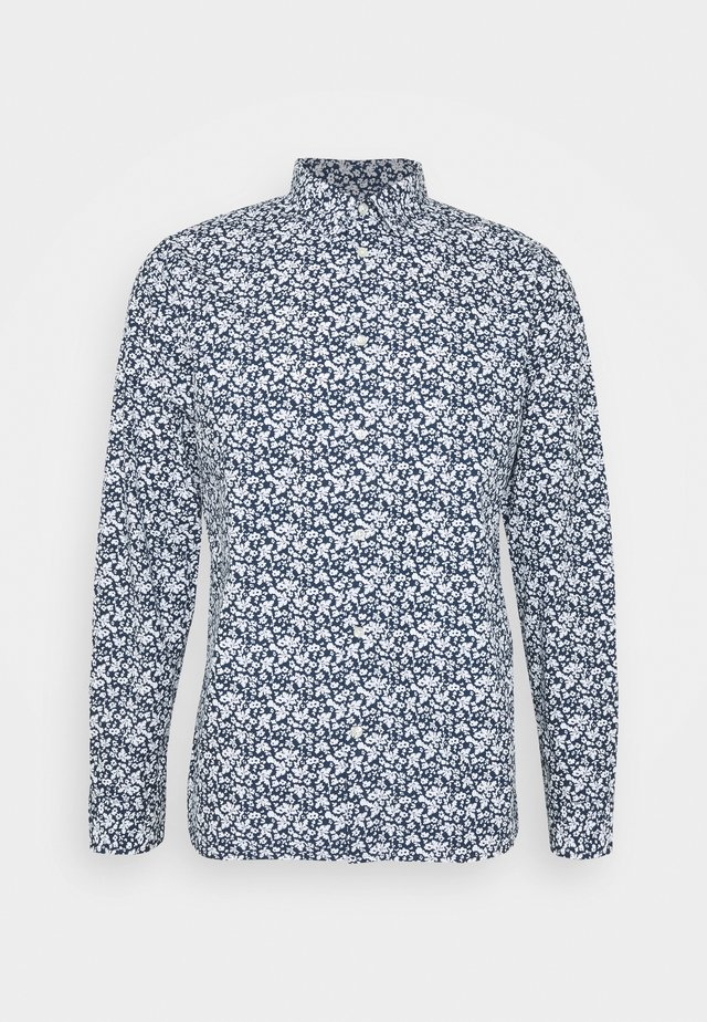 LARCH FLOWER PRINT - Camisa - total eclipse