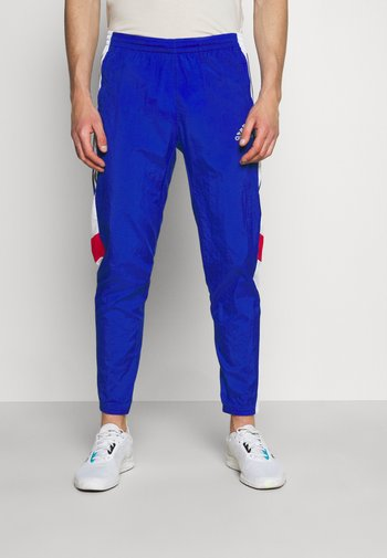 TRACK - Pantaloni sportivi - team royal blue/white/scarlet