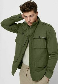 Only & Sons - Summer jacket - olive night - 4