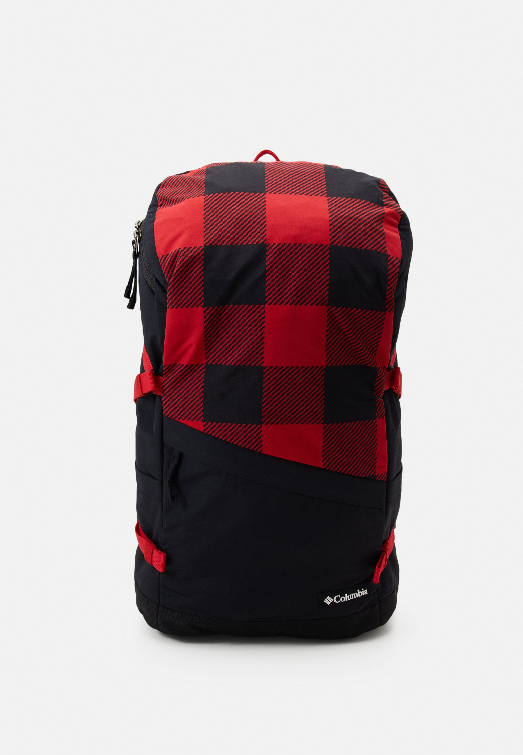 Women FALMOUTH 24L BACKPACK UNISEX - Rucksack - mountain red