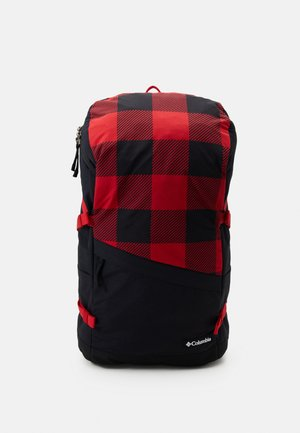 FALMOUTH 24L BACKPACK UNISEX - Tagesrucksack - mountain red