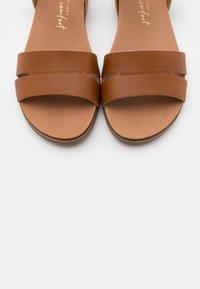 New Look Wide Fit - WIDE FIT GREAT - Sandaler - tan - 5
