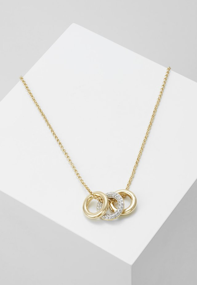 RINGS - Collar - gold-coloured