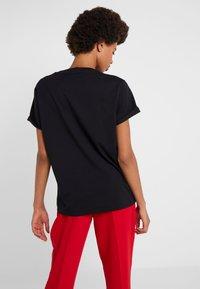 Vivetta - T-shirt con stampa - black - 2