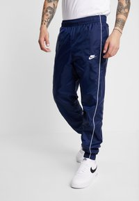Nike Sportswear - SUIT BASIC - Tracksuit - midnight navy/white - 3