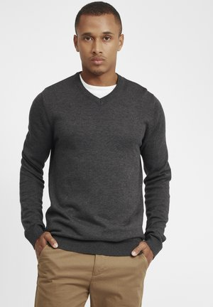 ALEGRE - Jumper - dark grey melange