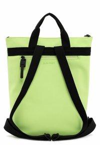 SURI FREY - Rucksack - light green - 2