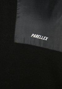 PARELLEX - PEAKER CREW - Mikina - black - 2