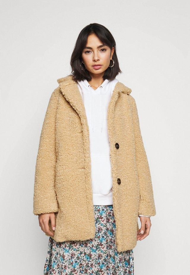 PETITES COAT - Classic coat - oatmeal