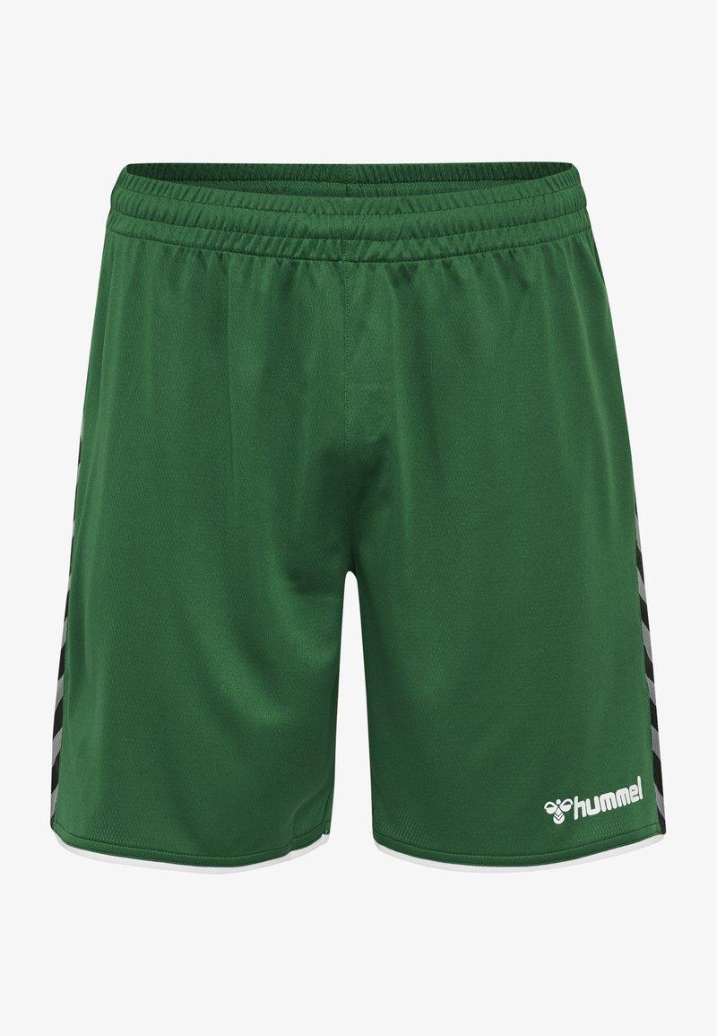 Hummel - Sports shorts - evergreen