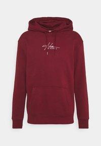 Hollister Co. - Sweatshirt - burgundy - 5